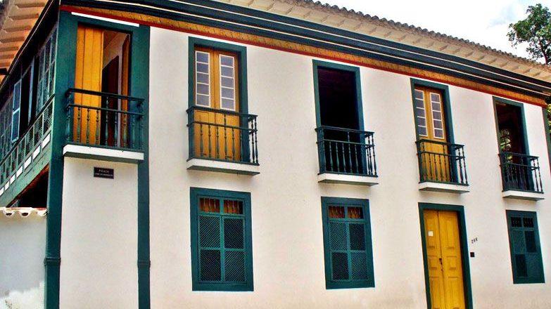 Casa de Chica da Silva-Diamantina – Guia da Estrada Real