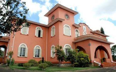 Fachada Palácio Episcopal São José E e